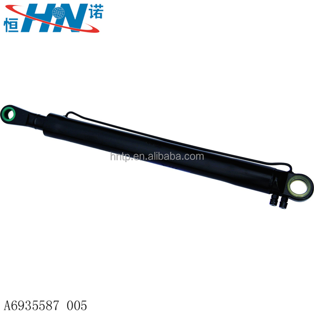 heavy duty truck trailer spare parts cabin lift hydraulic tilt cylinder for Mercedes benz A6935587 005