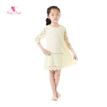 yiwu kids clothing summer wholesale baby girls dress persnickety girls dress