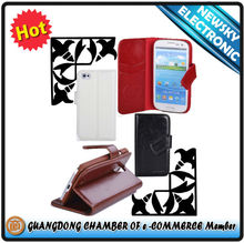 fold leather case for iphone 4 5c leather case