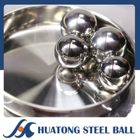 Forged Carbon Steel Balls For Ball Bearing Mill