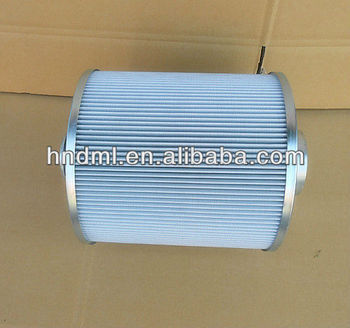 The replacement for HYDAC Oil vehicle hydraulic filter filter cartridge N15DM002, Oil purification device filter insert