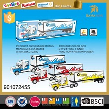 Promotional transport car shipping container with light