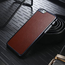 for Apple for iphone 6 4.7 leather case