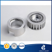 OEM and ODM polished cnc machining stainless steel 304 motorcycle engine parts
