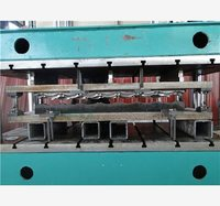 "FX ""colorful stone coated metal roofing tile machine"""