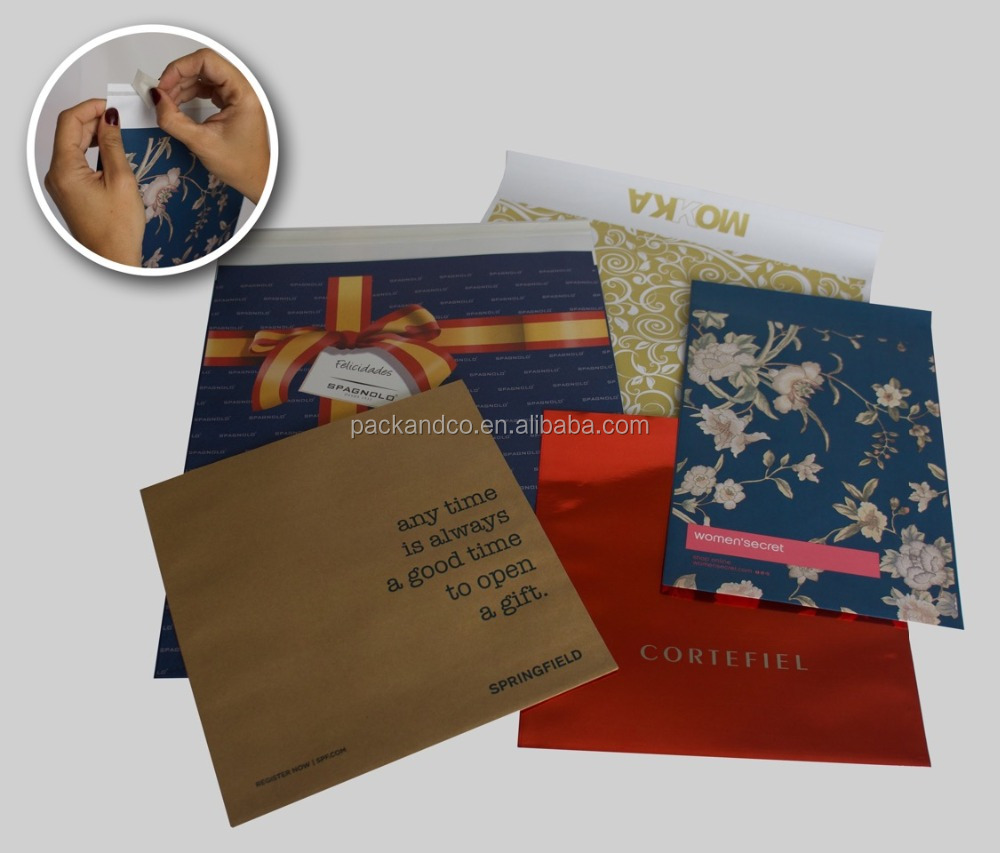 kraft paper envelope products in USA style alibaba china