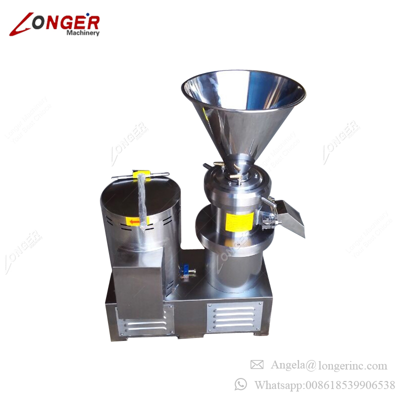 Multifunctional Sesame Paste Colloid Mill Peanut Butter Grinder Machine