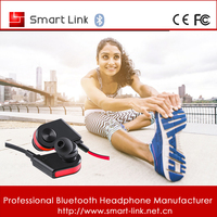 The newest portable light weight handsfree earphones bluetooth for all brand mobile phone