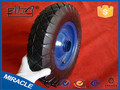 4.00-8 block pattern air rubberwheel 200kg load capacity