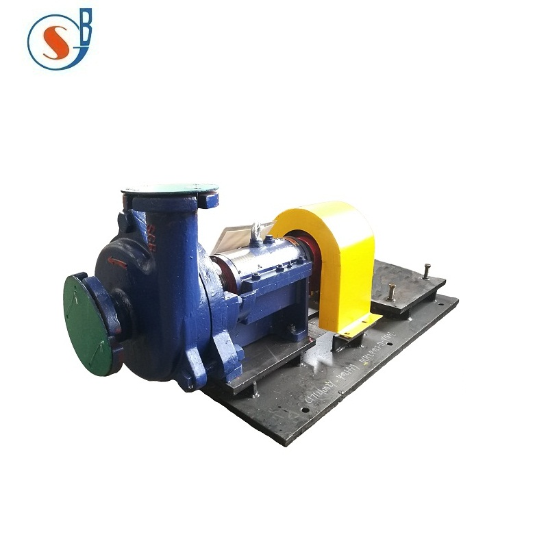 Single-stage Horizontal Small Slurry Pump