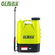 Competitive professional electric double pump hand pesticide helicopter sprayer weed killer spray