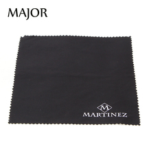 Major glasses cleaning cloth microfiber cloth for glasses with logo customized