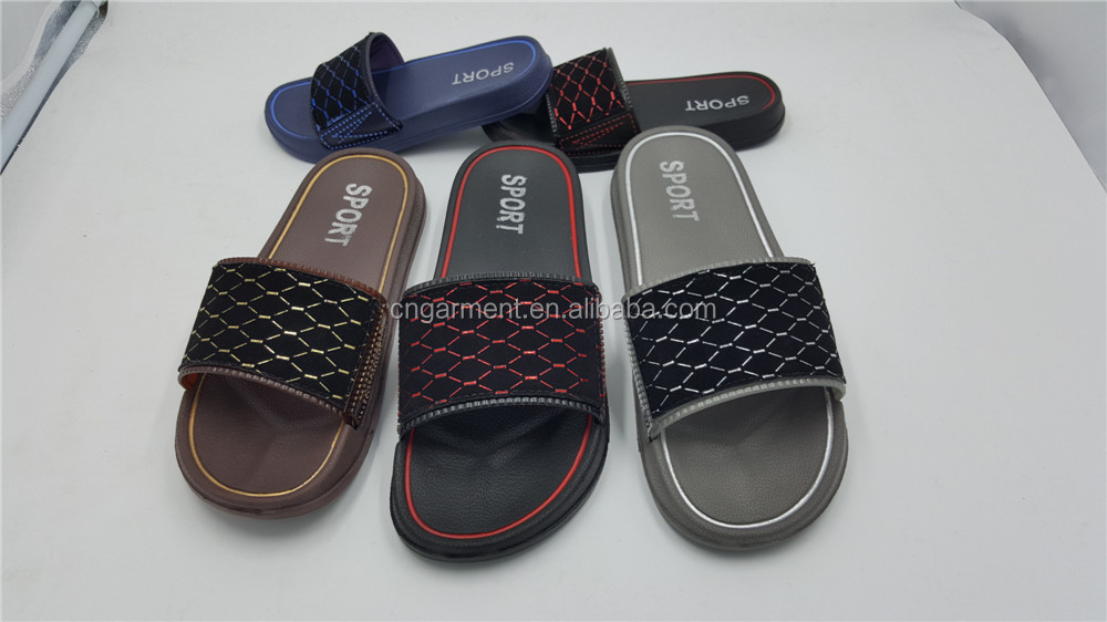 2016 EVA filp flops for men nice slippers for men very cheap wholesale