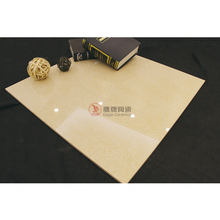 Foshan new design tile, particles texture nano polished porcelain floor tiles in China