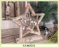 Natural Birch wooden decor/wooden handicraft