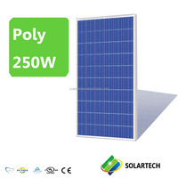 high efficiency with low price solar panel 250w solar home system
