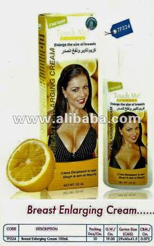 Touch Me Breast Enlargement Cream 100ml