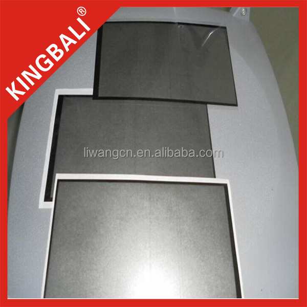 Thermal conductive flexible graphene/China thermal graphite gasket sheet