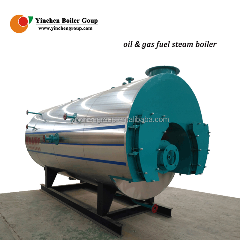 New technology propane gas oil fired hot water boiler central heating boiler of henan