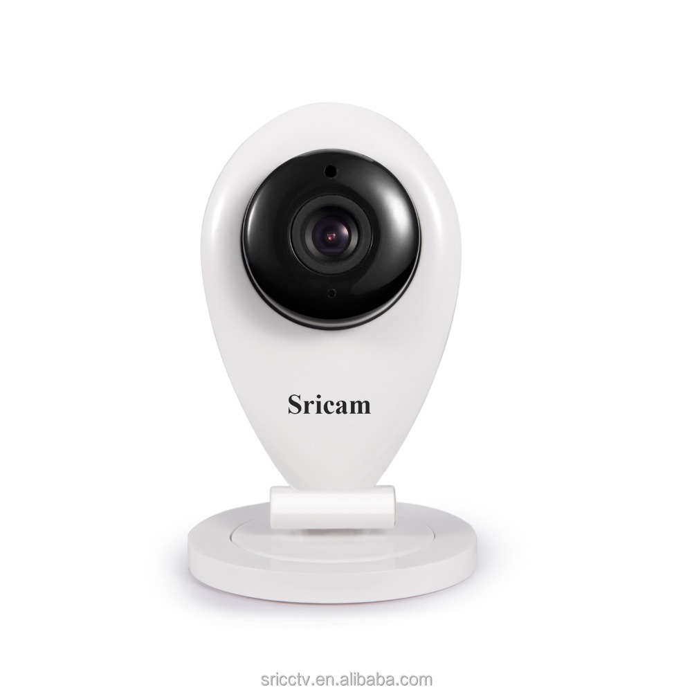 Sricam SP009A Shenzhen Factory Infrared Night Vision Mini Wifi IP Camera with 128G TF Card Slot