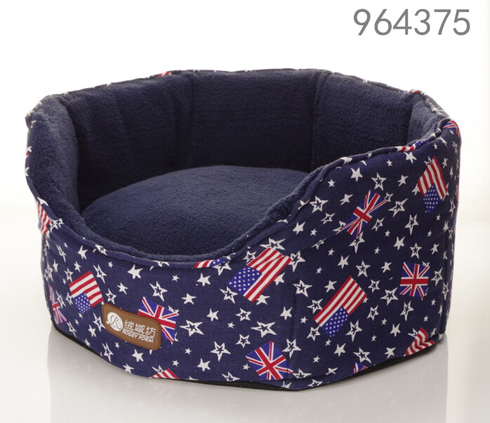 ODM design high quality best selling luxury indoor waterproof pet bed washable dog bed