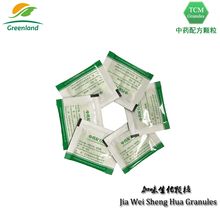 Hot Sale Traditional Chinese Medicine Jiawei Shenghua Granules Treated for promoting blood circulation to remove blood stasis
