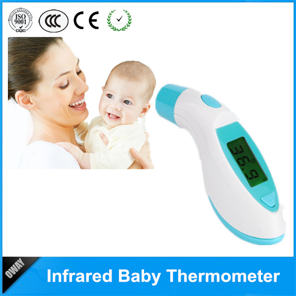 digital infrared baby clinical thermometer features