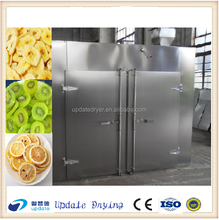 hot air circulating tray dryer and dehydration oven