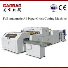 Full Automatic A4 Paper Making Machine Factory