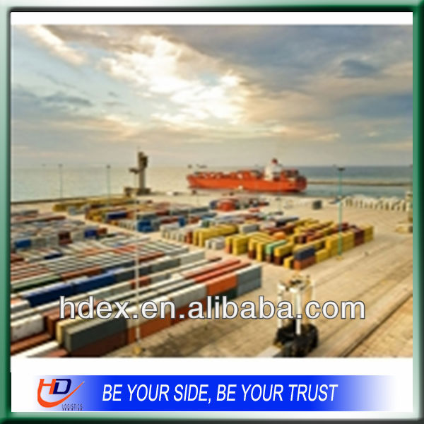 Cheapest Sea shipping from China to usa/canada