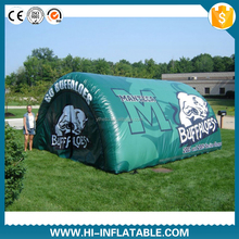 USA hotsale helmet inflatable football tunnel,advertising inflatables for sale