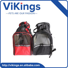 Wholesale china manufacturers partable cages utensils travel pet carrier bag for dog carriers & house