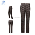 Latest Design Waterproof China Souvenir Sports Wear Fabric Fitness Down Pants