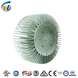 2016 new style custom unique 150 w led high bay light heat sink