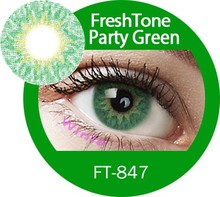FreshTone Extra bright multi colored contact lenses 2018 new Korea wholesale colored contacts