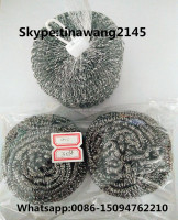new products stainless steel wire cleaning ball/copper wire scourer from china skype:tinawang2145