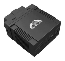 OBD II vehicle gps navigator gsm gprs gps car tracker 2G sim card tracker device