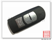 High quality&hot sale Mazda 3 6 series 3 button remote key with 433Mhz AK026016