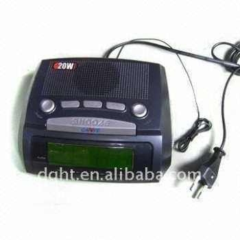 LED alarm Colock Radio