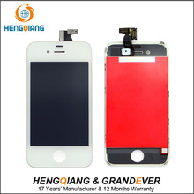 Original lcd display +touch screen digitizer for iphone 4s lcd assembly