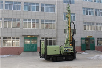 Cheapest CE certificate portable Water Well Drilling rig bore hole drilling equipment FCS550