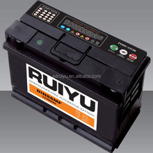 12V88Ah Extended Service Life & Competitive Price Maintenance Free Lead Acid Car Battery