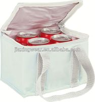 Fashion insulated picnic food warmer bag for shopping and promotiom
