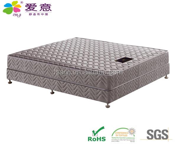 3D fabric pocket spring diamond spring mattress AY-T51 - Jozy Mattress   Jozy.net