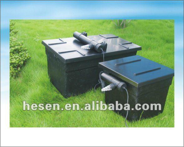 Estanque de peces koi filtro cbf 150 otros productos for Peces koi baratos
