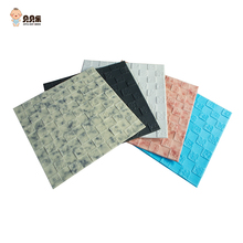 Multicolor printing beauty anti-bacteria xpe wallpapers wall coating