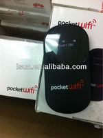 Brand new, E585, 3G router con sim huawei e585 3g pocket wifi router