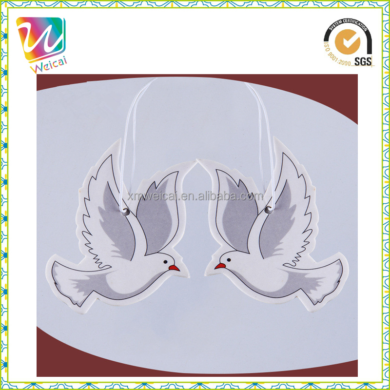 Customized Home Decoration Novelty Car Air Fresheners