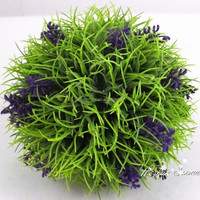 Landscape Supplies Christmas Grass Ball Decoration