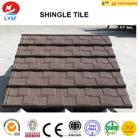 Shingle Tile - Stone Coated Steel Roofing Tile